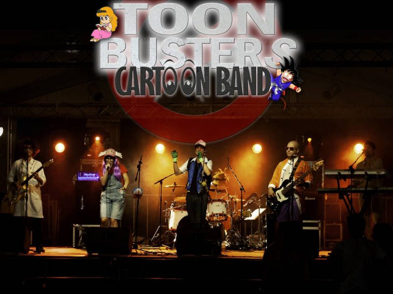 Toon Busters Live